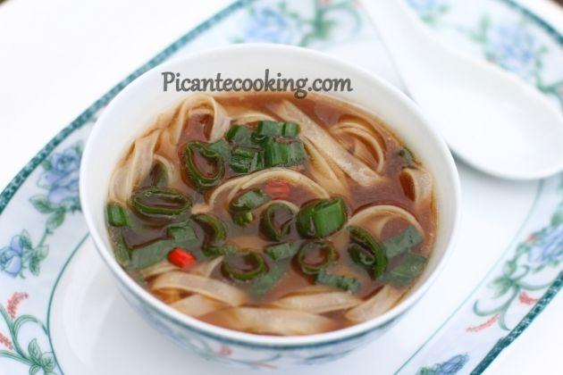Мега-ароматный утиный суп
