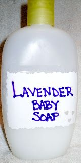 Homemade Baby Soap for About .50 | Life of a stay at home Mom