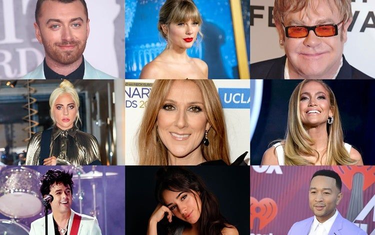 An online live concert with a starstudded cast is set to