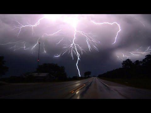 LIGHTNING Best Of Movie Pinterest Lightning Storms - Storm chaser gets struck lightning films