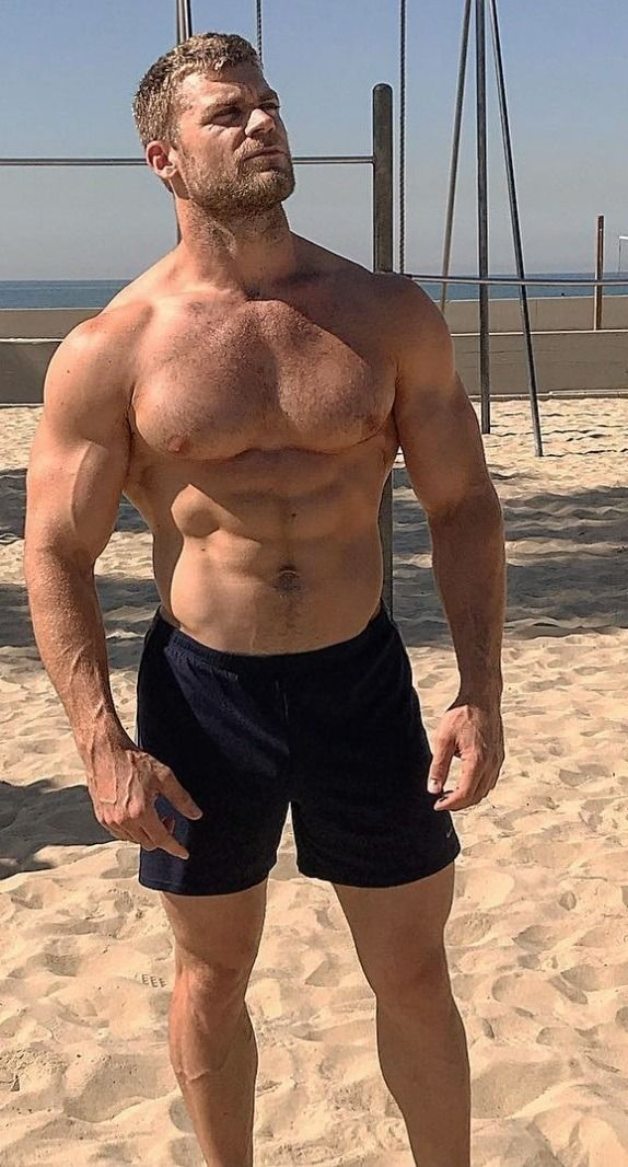 from Houston gay gym man muscular