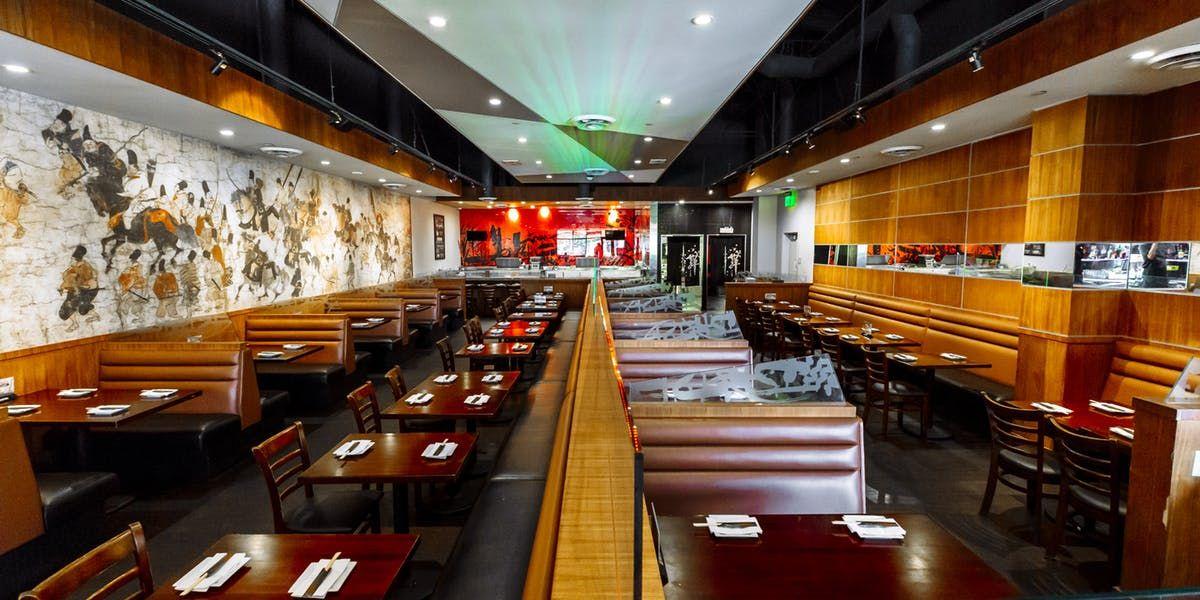 Kabuki Restaurant showcases traditional and innovative ...