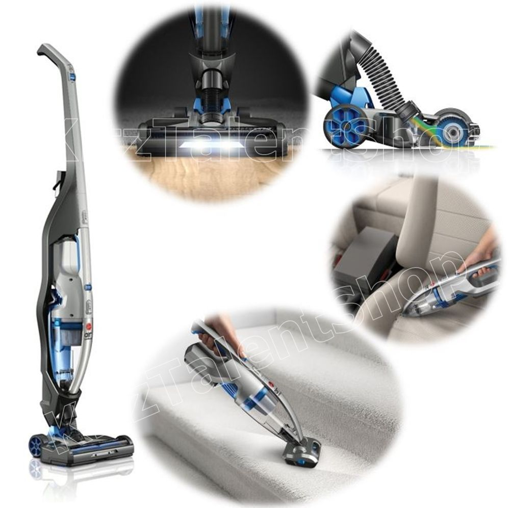 Powerful Hoover Cordless Stick Vacuum Handheld Cleaner