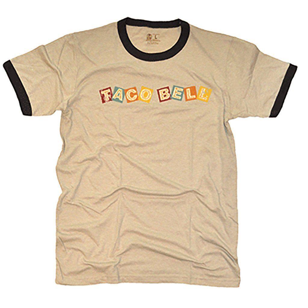 Vintage TShirt Mens Taco Bell Taco Shop Cool shirts