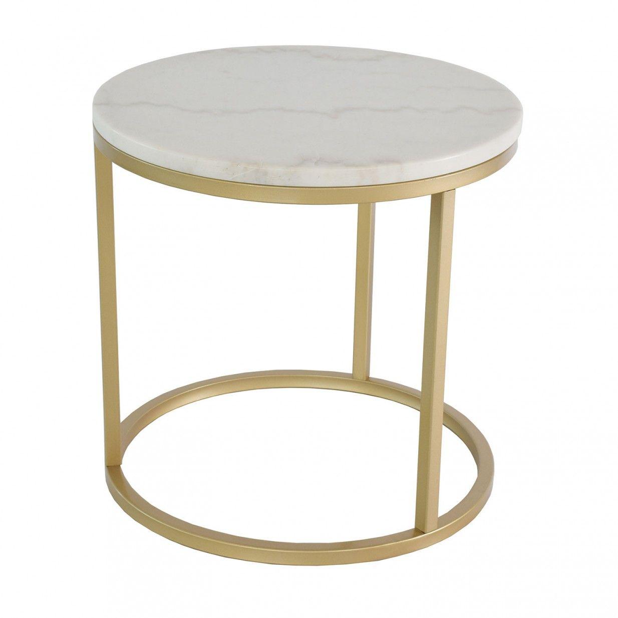 Kentish Round Side Table   Highgate