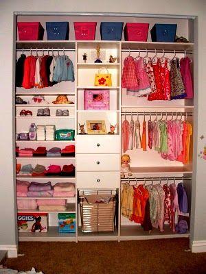 Genial Closet Space Saver