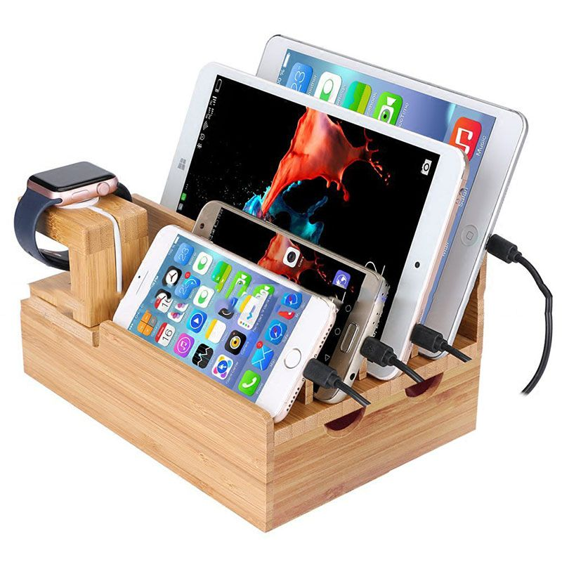 Buy Universal Cell Phone Tablet Pc Holder Bamboo Charging Station Dock Wooden Storage Stand For P Phone Charging Station Charging Station Diy Charging Station,Joanna Gaines Shiplap Wallpaper Reviews