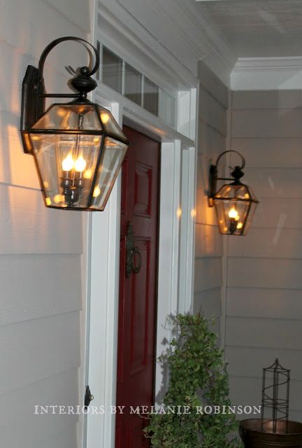 DIY Faux Gas Street Lamp Makeover Lamp Makeover, Gas Lights, Street Lamp,  Candle