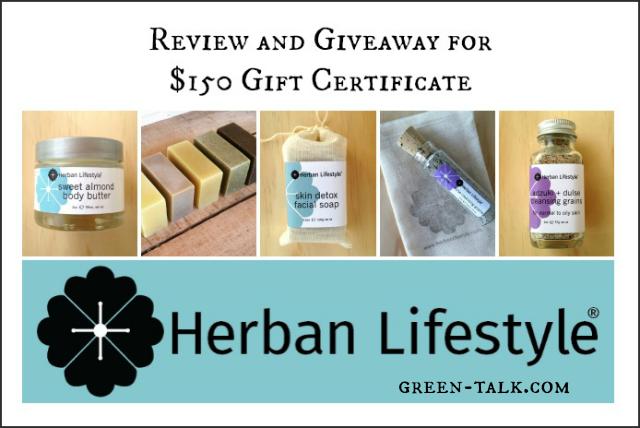 Eco Skin Care Herban Lifestyle Small Batch Created Bath Body