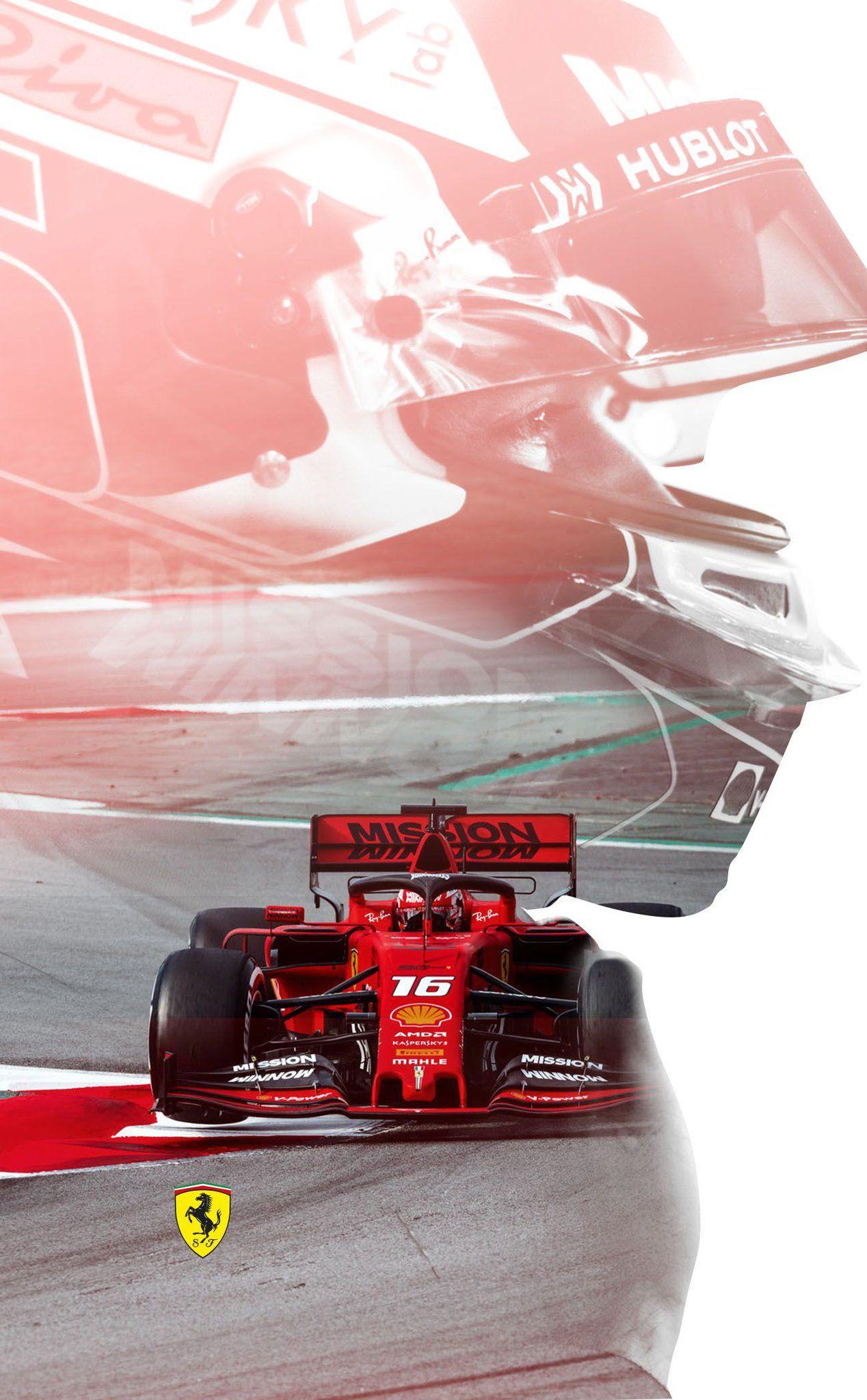 Scuderia Ferrari On Con Immagini Auto Da Corsa Sfondi Auto