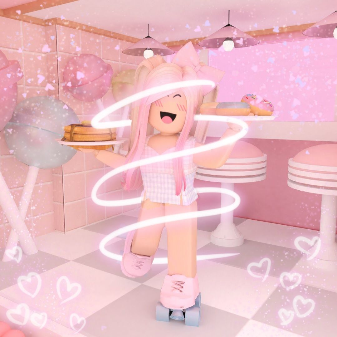 Logo Wallpaper Iphone Aesthetic Logo Wallpaper Iphone Roblox Photos Aesthetic Pink Roblox Gfx In 2020 Cute Tumblr Wallpaper Roblox Pictures Roblox