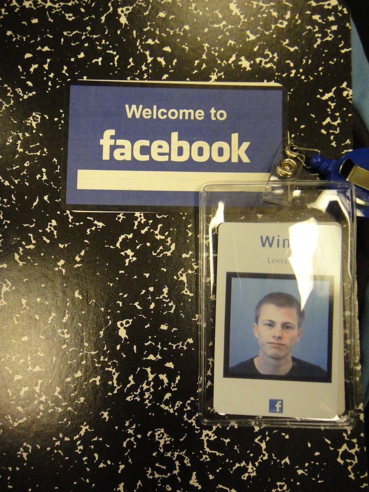 facebook employee badge - Google Search | Employee badge | Employee