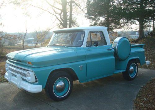 Sell Used 1964 Chevrolet C10 Swb Stepside Pickup Beautiful Chevy Trucks Show Trucks Chevrolet