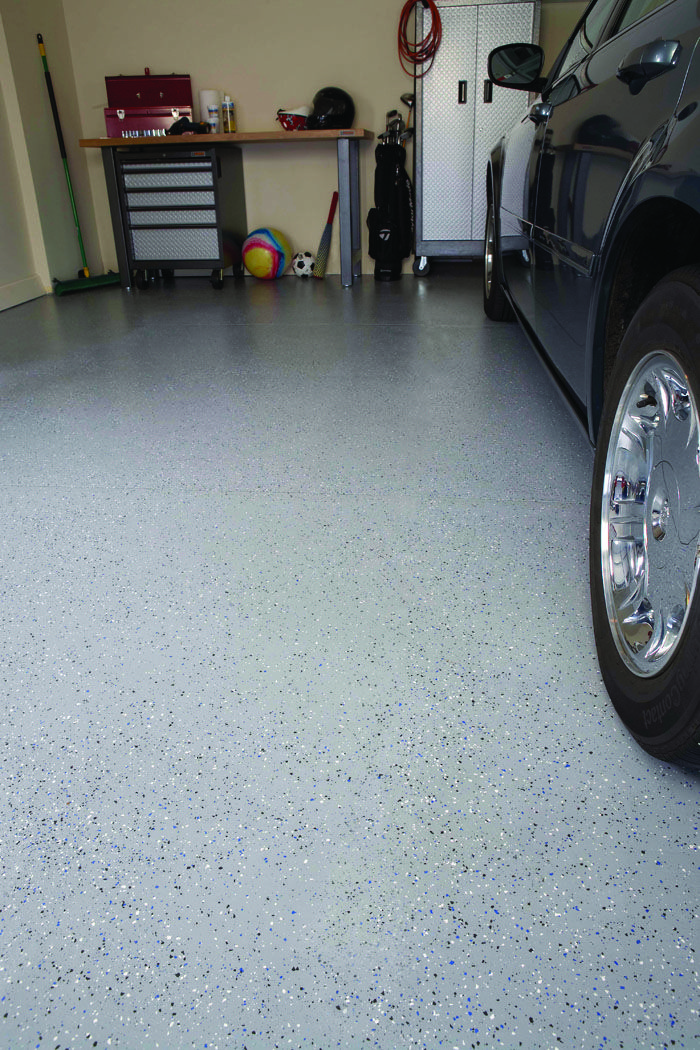 Protect your flooring with RustOleum