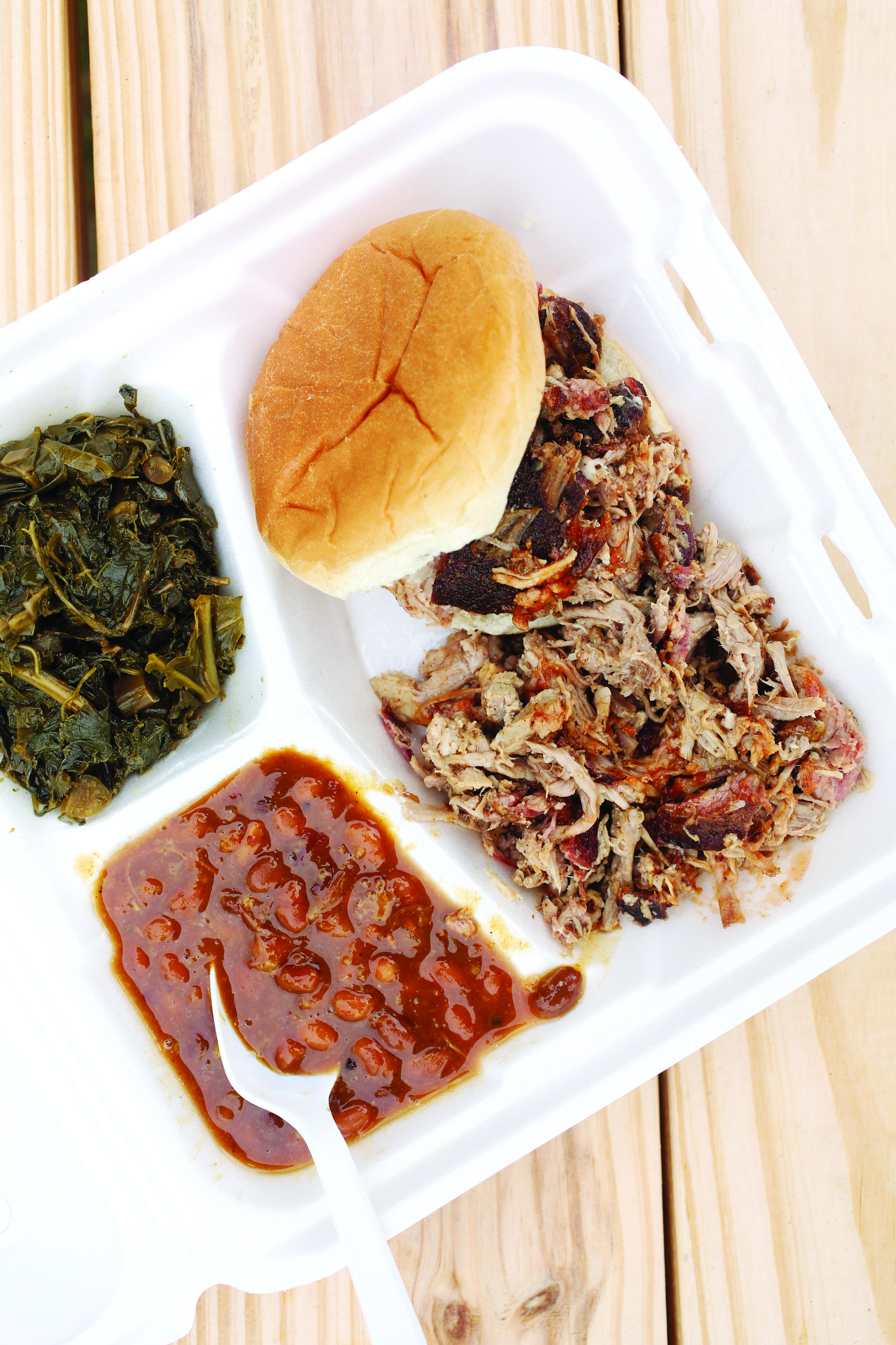 Big Mike S Barbecue Our State Carolina Bbq Sauce Tasty Dishes Gas Grill Reviews