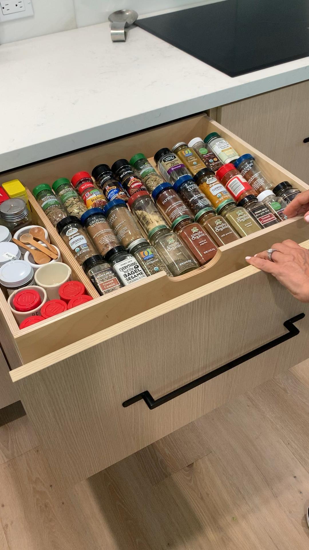 Spice Organizer