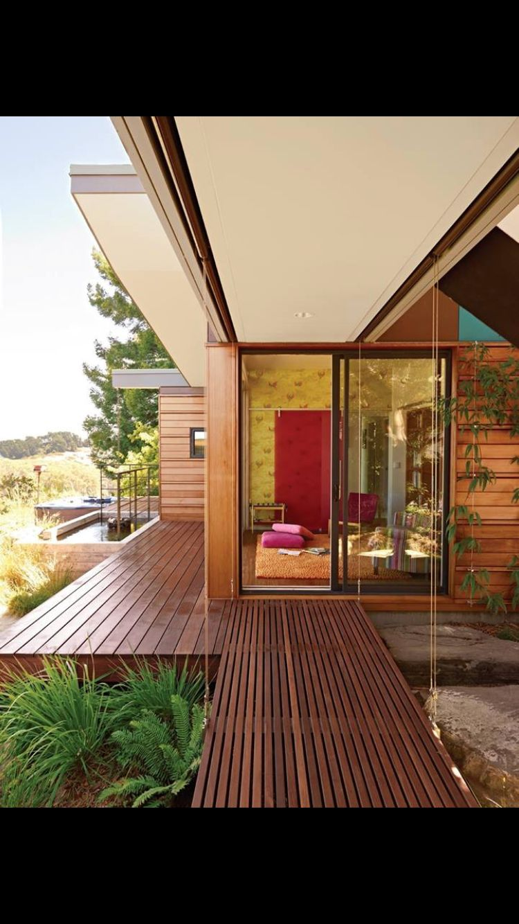 Pin by Herstel on interjers Mid century modern house