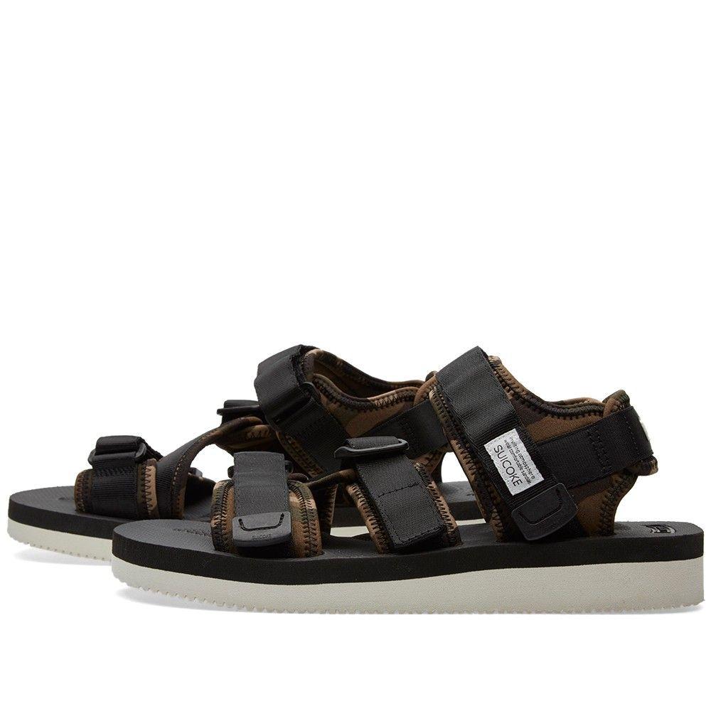 39f79f00f0c3 END. x Suicoke KISEE-V Sandal  Disruptive Pattern Material  (Black    Camouflage)