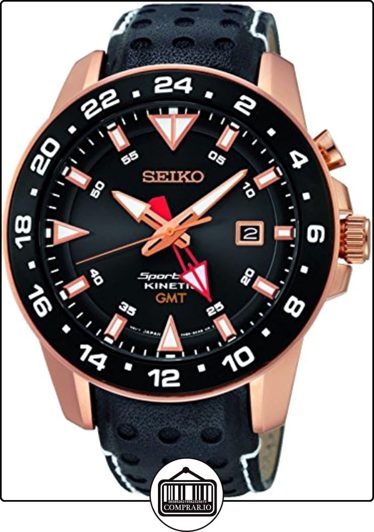 Seiko SUN028P1 - Reloj de pulsera hombre 6c44b2ee6f