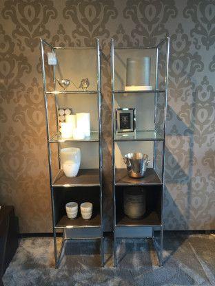 Dauphin Home Regal freistellbar Wohnzimmer Pinterest Dekoration - deko wohnzimmer regal