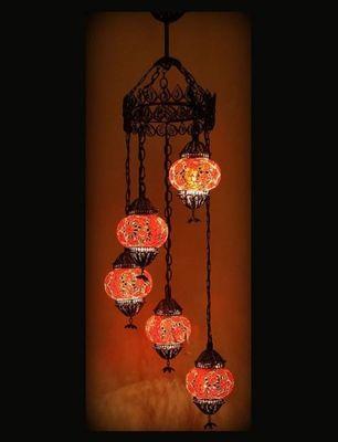 Oosterse Lampen Turkse Lamp Mozaiek Lamp Sfeerverlichting Online Nl Turkse Lampen Hanglamp Kroonluchter