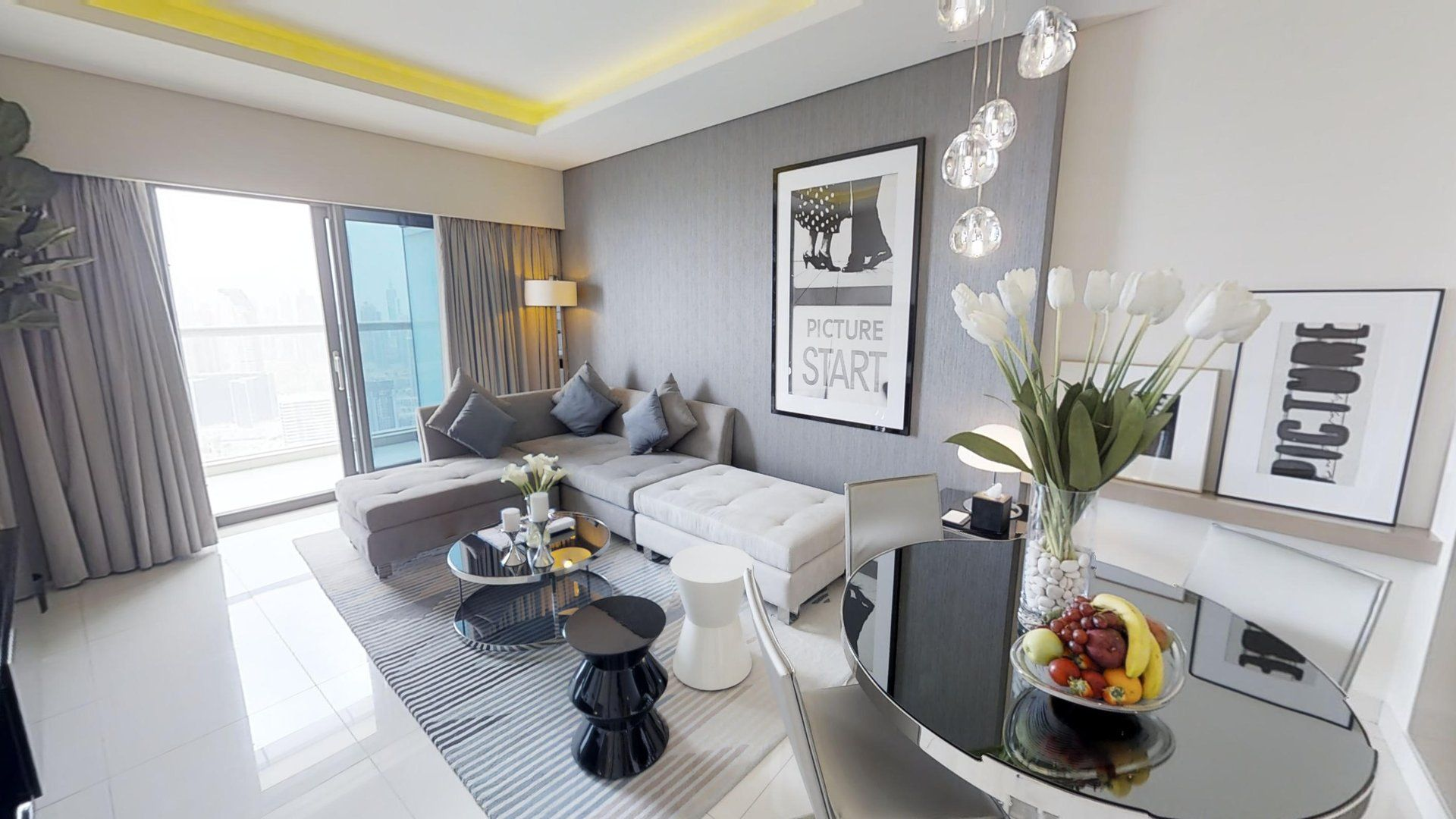 Welcome To This One Bedroom Hotel Apartment Inspired By Hollywood