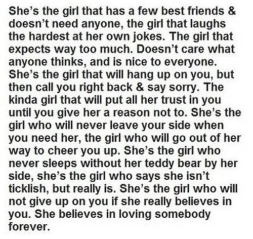Teen Girl Quotes | Quotes About Girls | My Quotes Home   Quotes