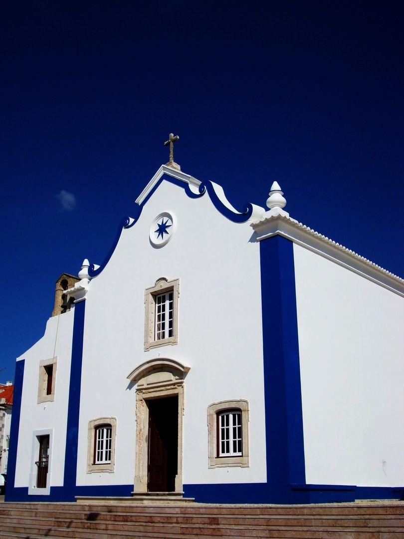 Igreja de Ericeira - Portugal