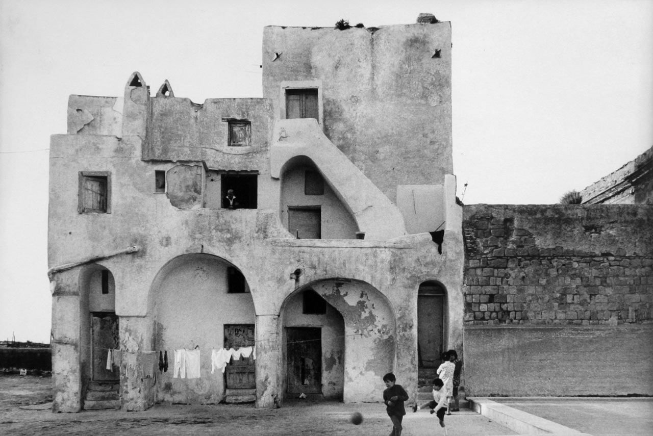 Paolo Monti. Procida, Napoli, 1968
