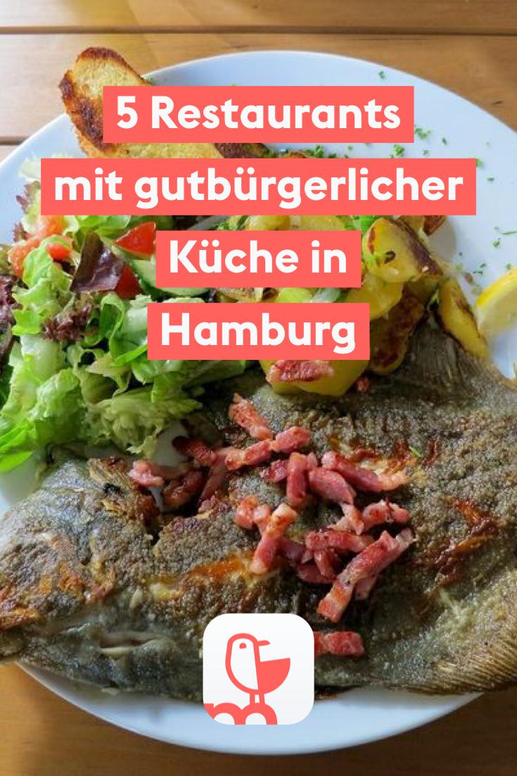 Gutbürgerliche deutsche Küche: Top 5 Restaurants im Westen ...