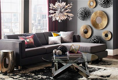 E Age Style Furniture Decor Inspired By The Cosmos Joss Main