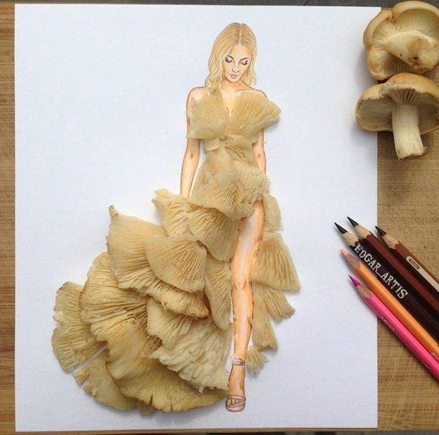 Mushrooms fashion