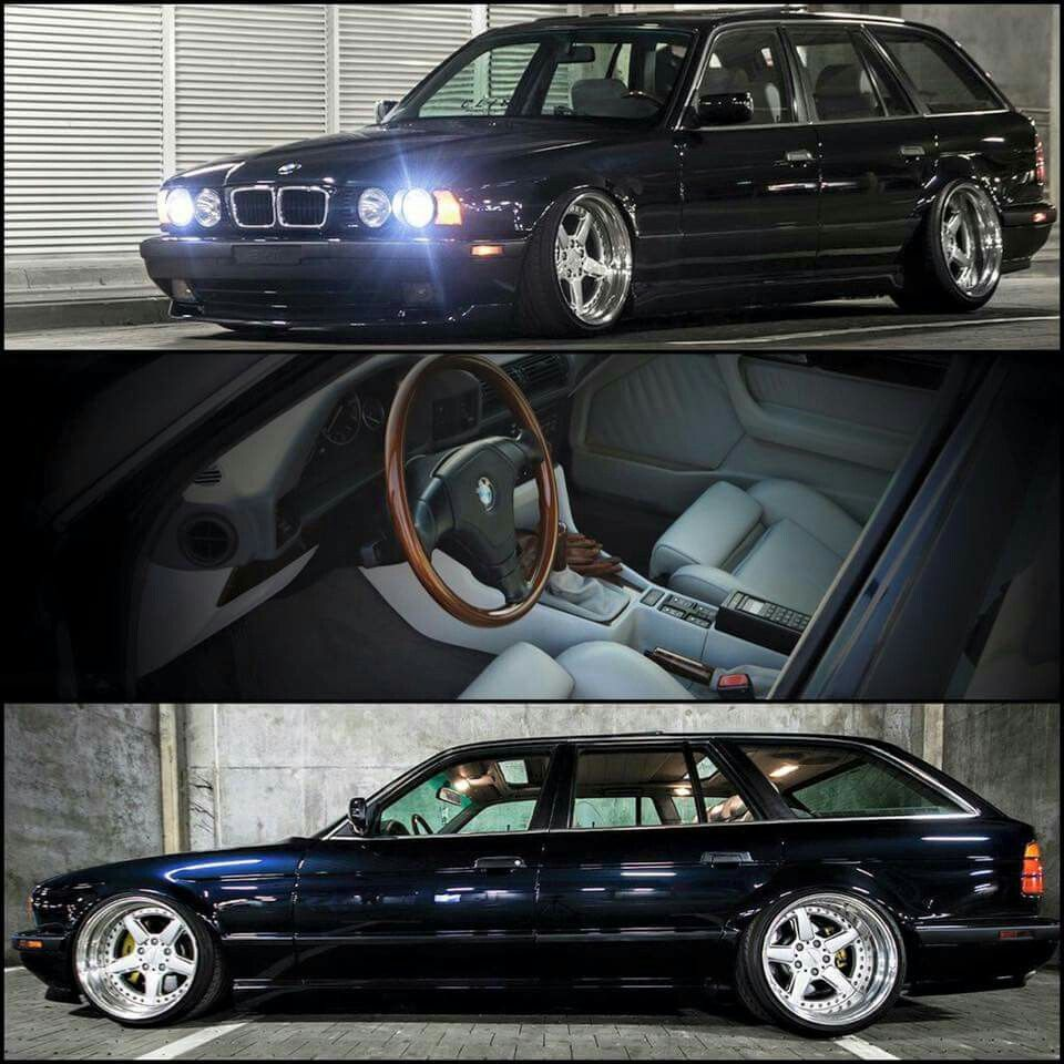 Bmw E34 Touring Bmw Touring Bmw E39 Touring Bmw E34