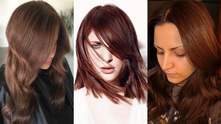 26 Exquisite und andere braune Haarfarbe Ideen #beauty #