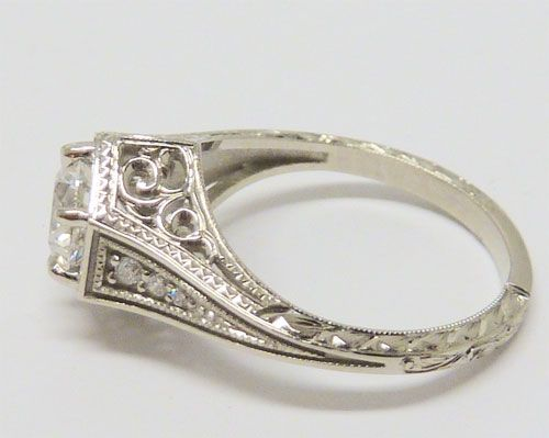 ring rings diamond circa north platinum edwardian south