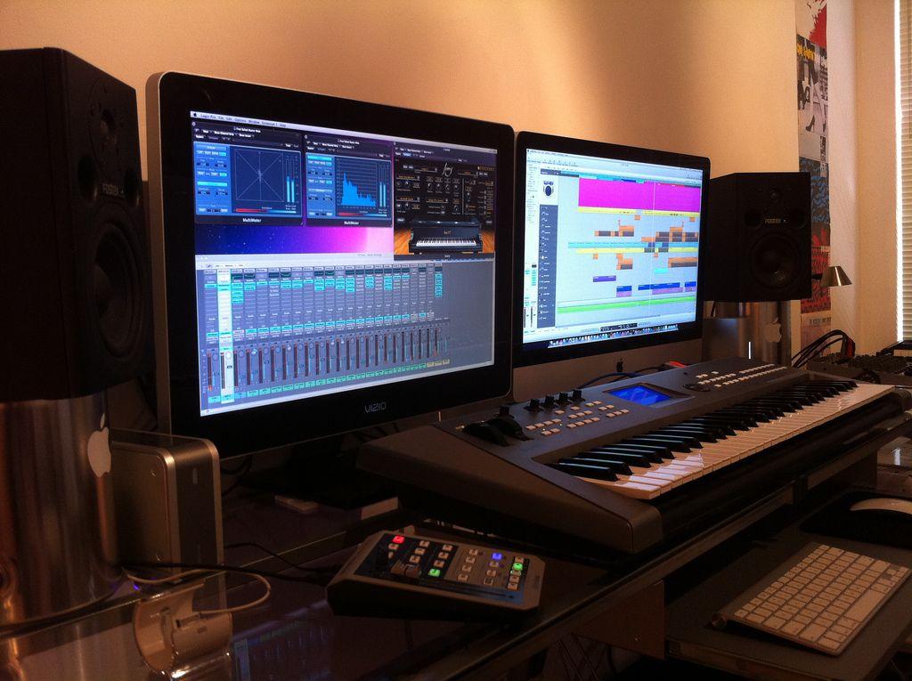 Desktoppeds3amazonaws Wp Content Uploads 2011 03 Home Recording Setup 2