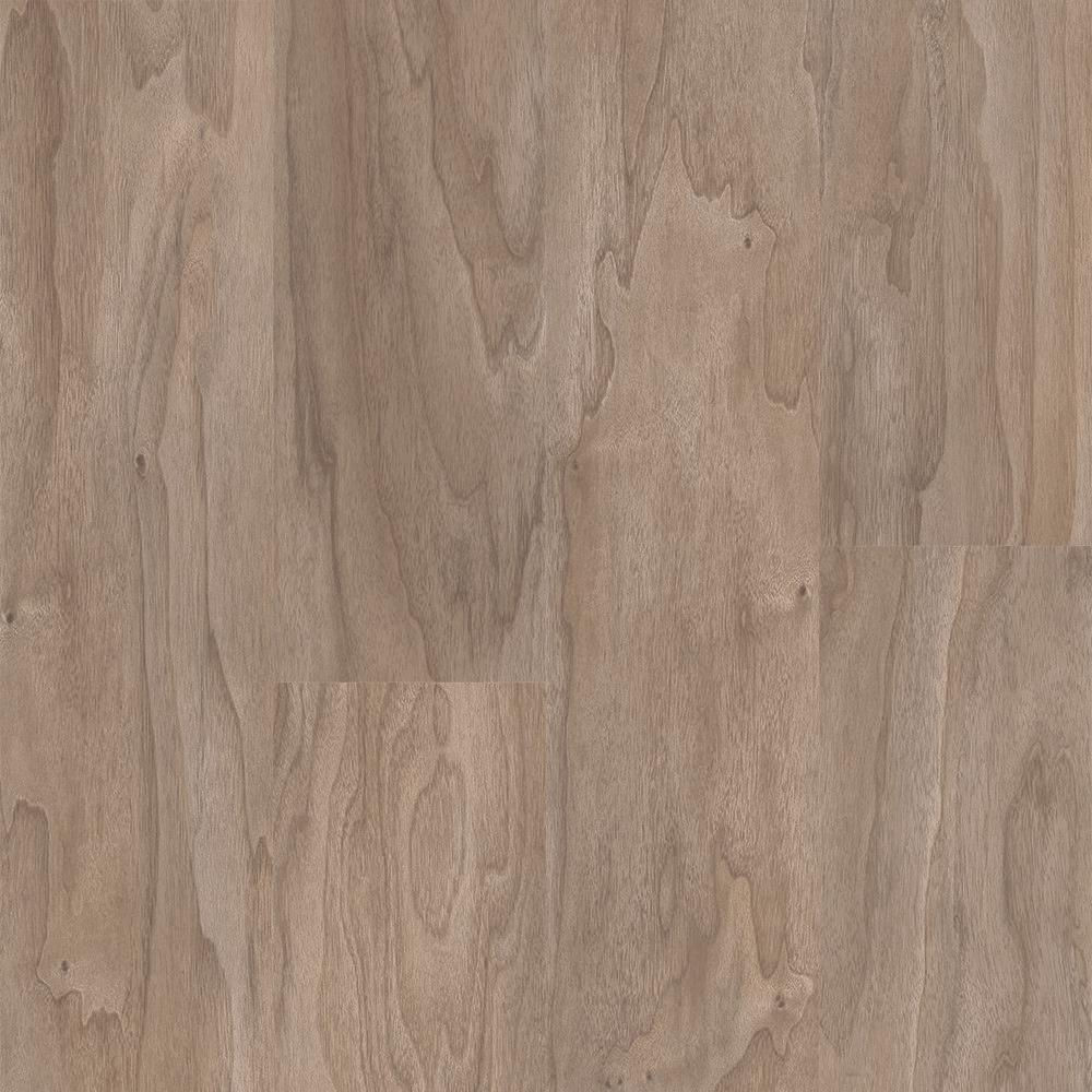 Walnut Warm Grey Click Vinyl Plank