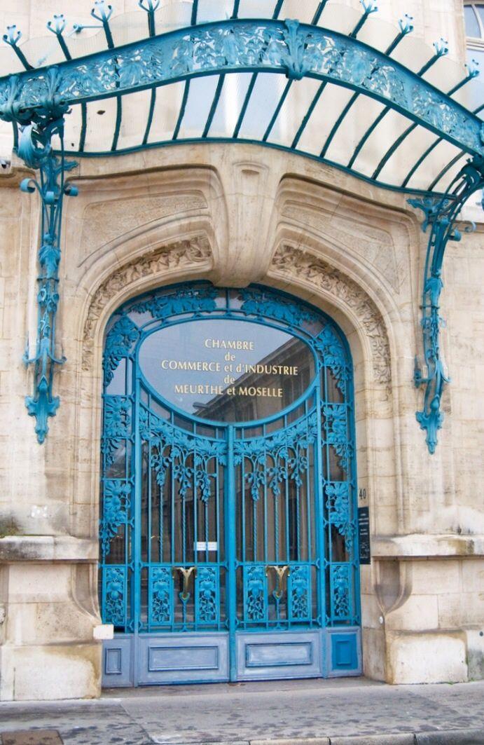 Chambre De Commerce Et De L Industrie De Meurthe Et Moselle Beautiful Doors Unique Doors Entrance Doors