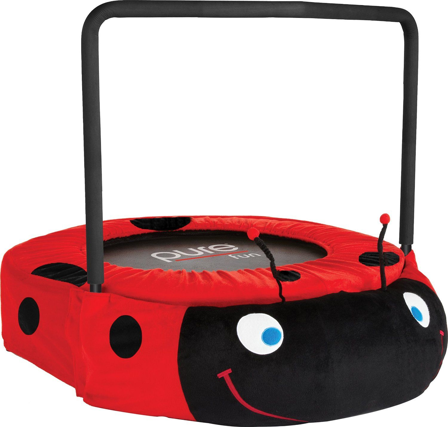 69428991a279 Pure Fun 36-inch Ladybug Jumper Trampoline - 60% OFF  blackfriday ...