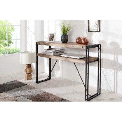 Konsola Factory 120 Liv Art Pl Credenza Desks Desk Contemporary Computer Desk