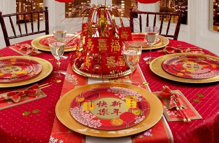 Turn your Lunar New Year meal into a elegant banquet with