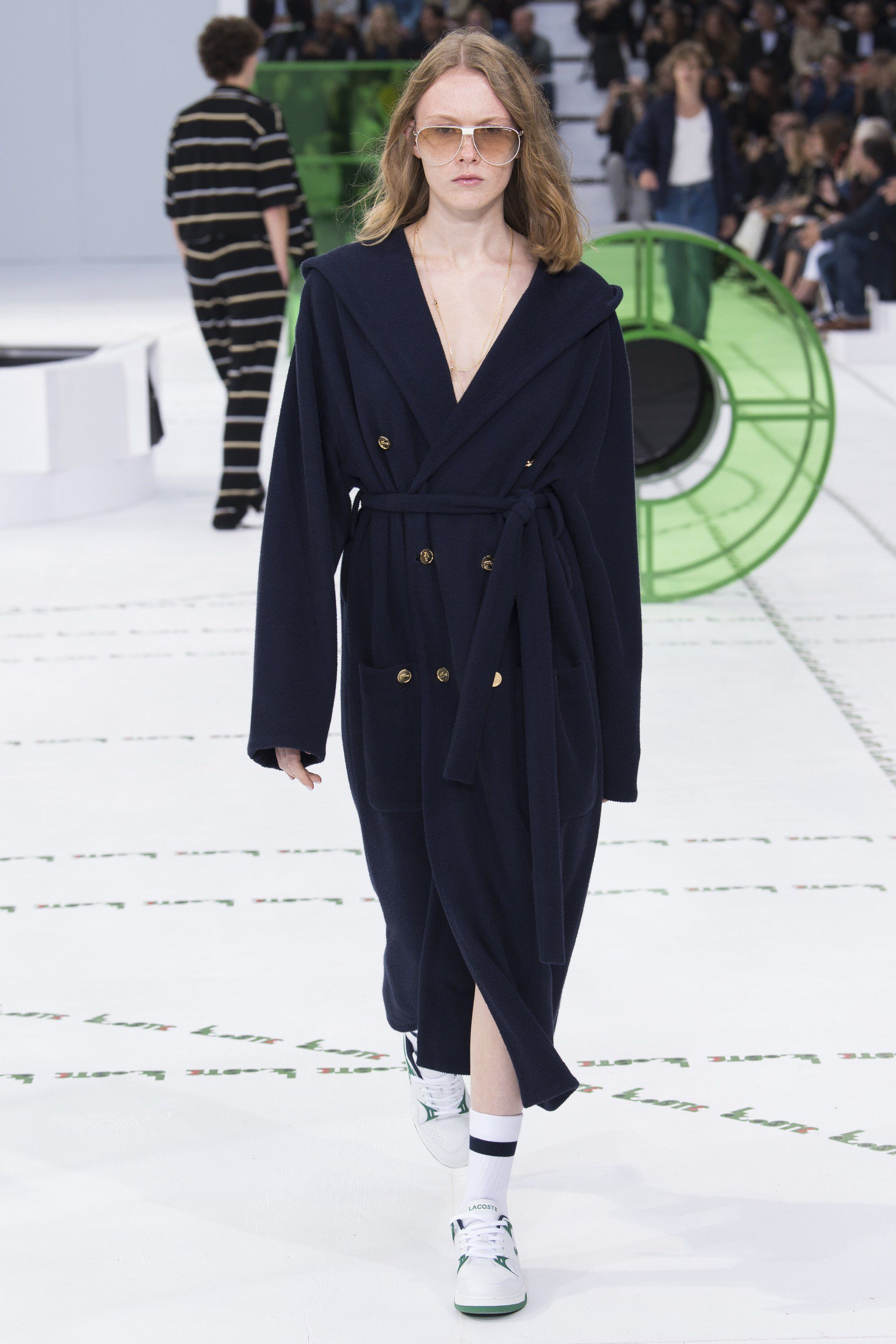 b2141499f18 Lacoste Spring 2018 Ready-to-Wear Fashion Show Collection