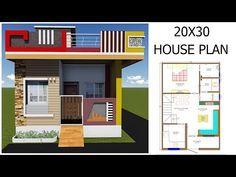 20x30 HOUSE PLAN EAST FACING HOUSE