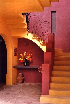 Adobe House Design Ideas Pictures Remodel And Decor Adobe House Mexican Home Decor House Design