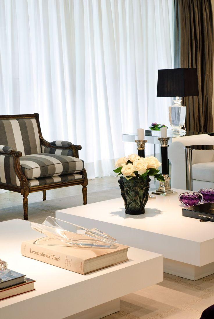 Resultado de imagen para christina hamoui muebles y for Decoracion salas clasicas elegantes