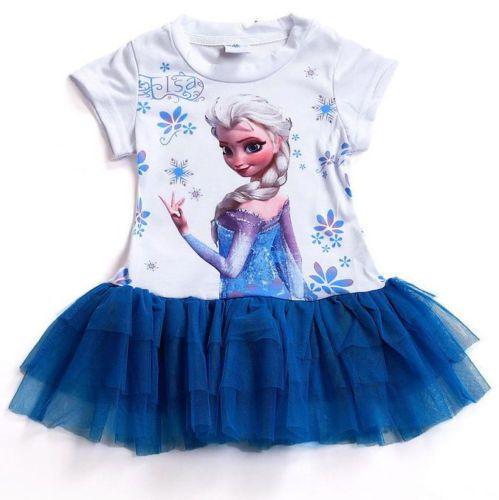 Frozen Girl Dresses