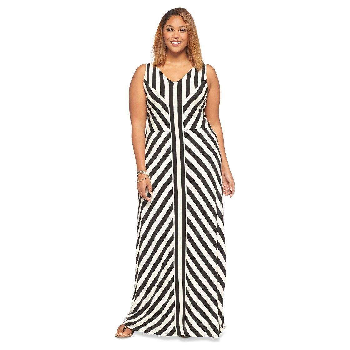 Women S Plus Size Sleeveless Maxi Dress Ava Maxi Dress Plus Size Maxi Dresses Full Figure Outfits [ 1120 x 1120 Pixel ]