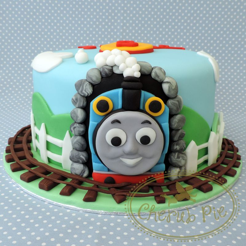 Empressive Cakes: Thomas the Tank Engine Cake
