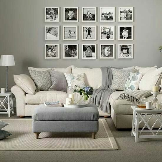 Love The Ivory And Grey Together For The Living Room Taupe Living Room Gray And Taupe Living Room Living Room Grey