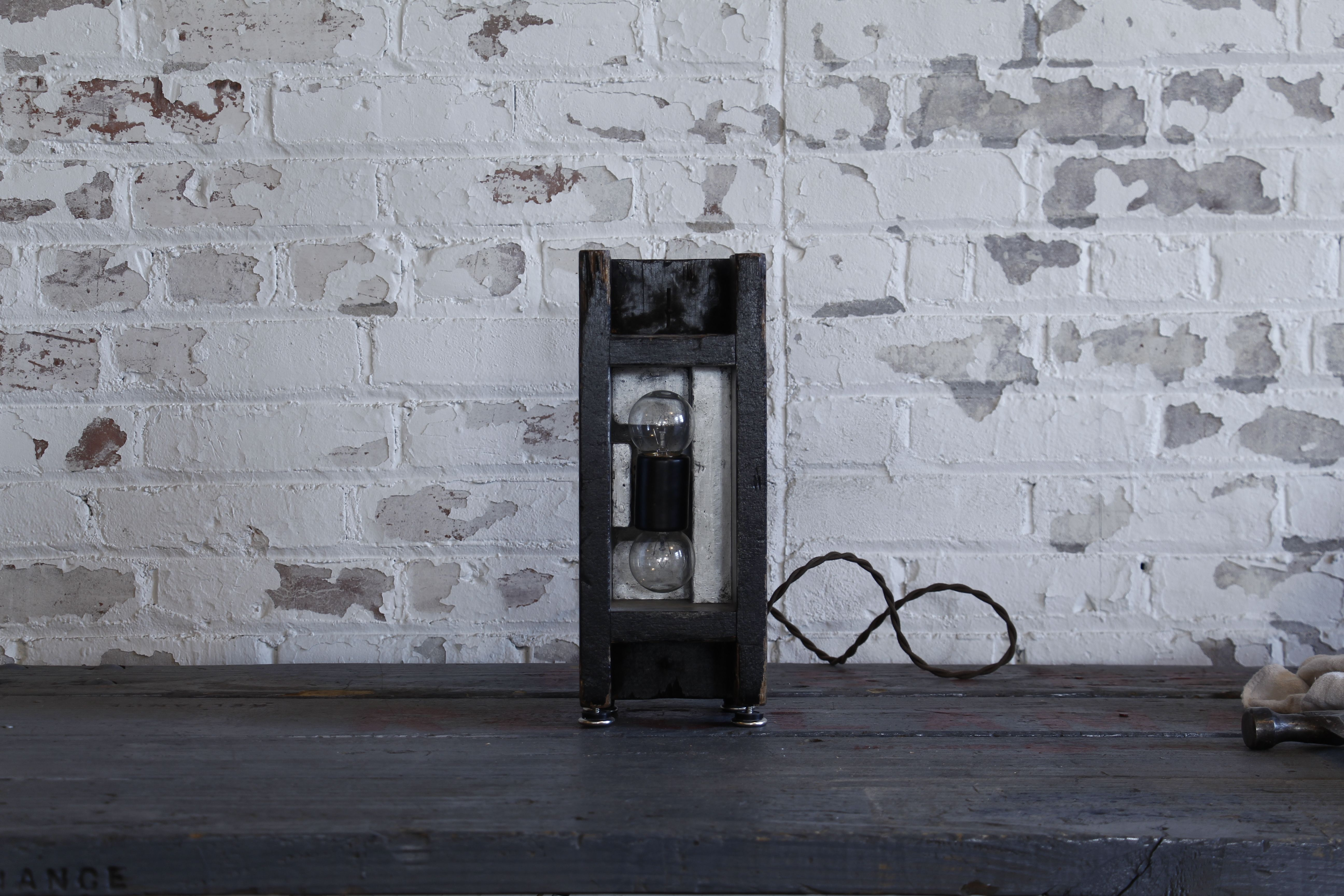 36 Of 80 Limited Edition Foundry Lights By Rustbelt Reclamation, A Reclaimed  Wood Furniture Manufacturer